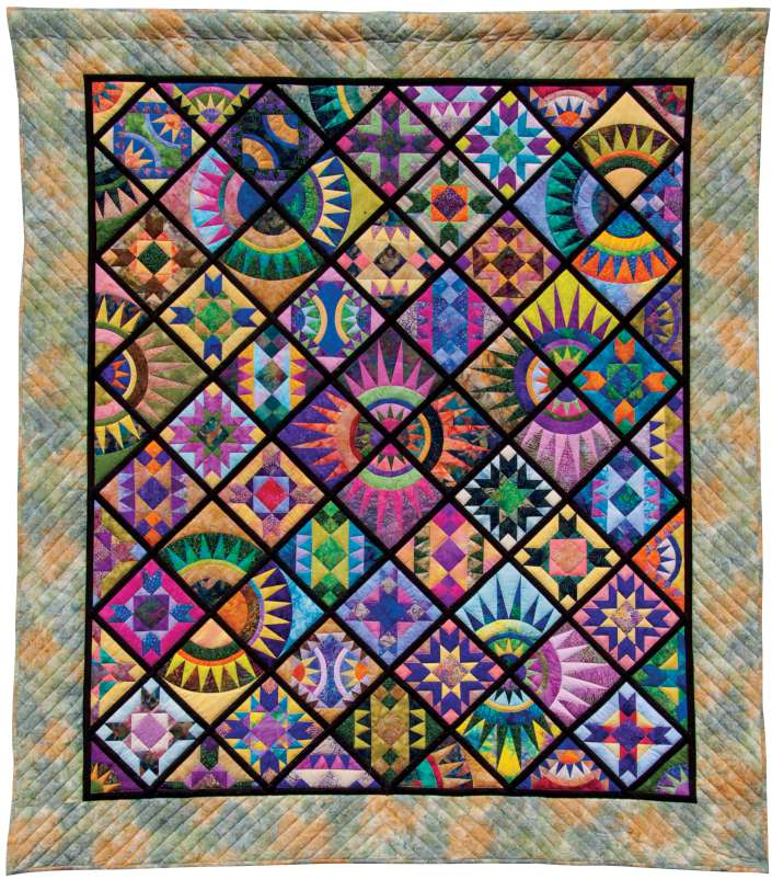 feature quilts new hamburg mennonite relief sale