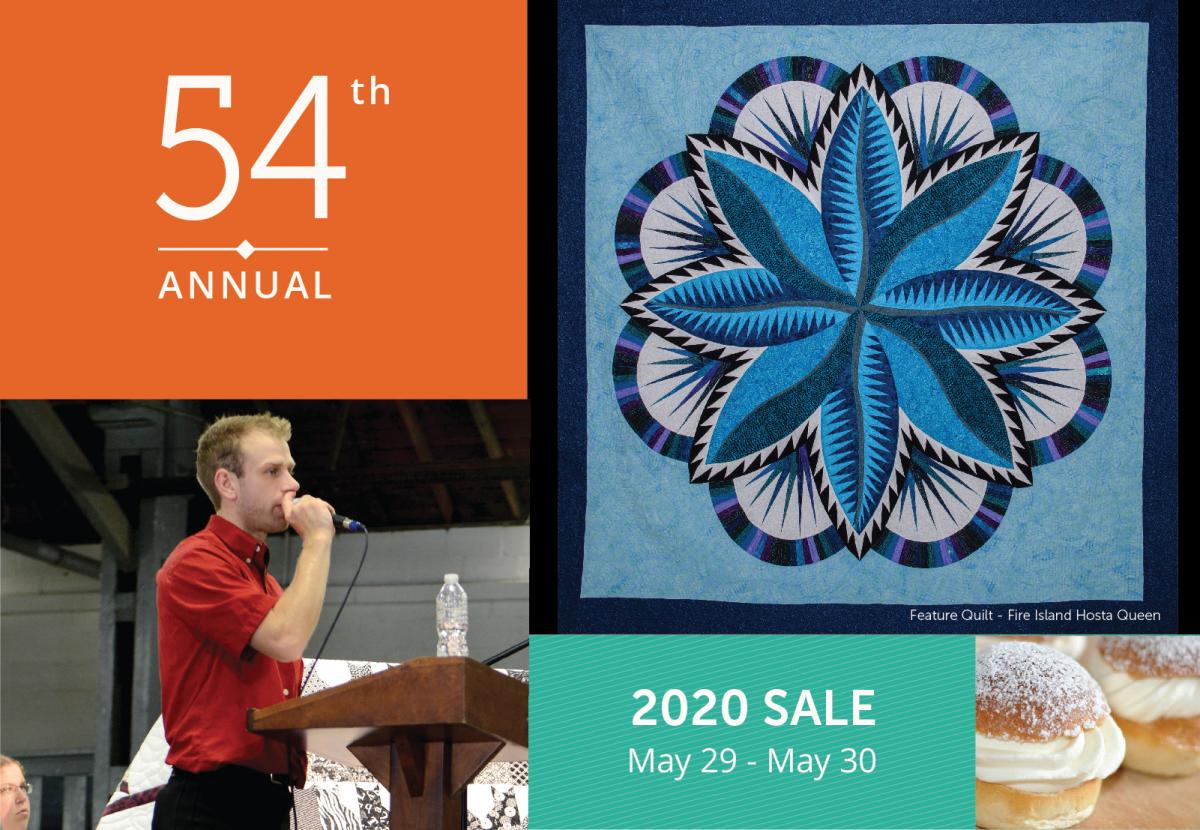 54th Annual Relief Sale. May 29-30 2020