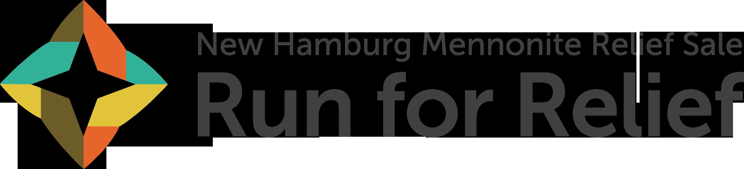 New Hamburg Mennonite Relief Sale - Run for Relief