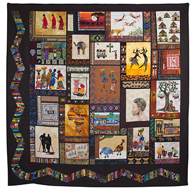 2015 Feature Quilt