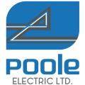 Poole Electric logo